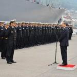 海上自衛隊 一般幹部候補生 近海練習航海(練習艦隊)の記録6