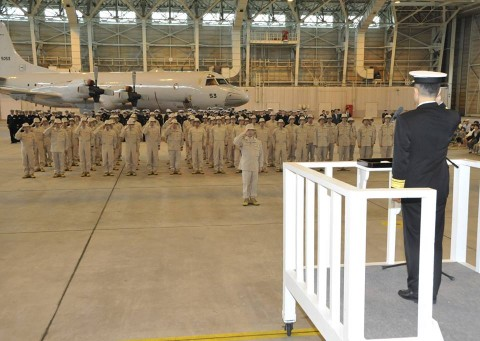 23次派遣海賊対処行動航空部隊出国行事 海上自衛隊鹿屋航空基地No1