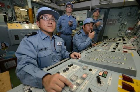 防衛省 海上自衛隊 ソマリア 海賊対処 水上部隊(24次隊) 記録6no3