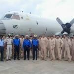 海上自衛隊 海賊対処行動航空部隊 スリランカ海軍との親善訓練