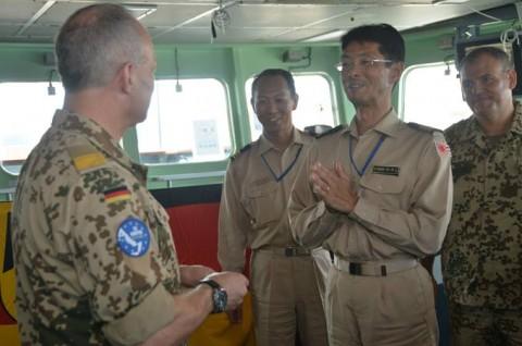 防衛省 海上自衛隊 派遣海賊対処行動水上部隊(24次隊) 記録5no04
