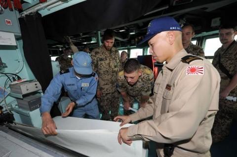 防衛省 海上自衛隊 派遣海賊対処行動水上部隊(24次隊) 記録5no06