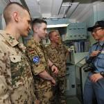 防衛省 海上自衛隊 派遣海賊対処行動水上部隊(24次隊) 記録5