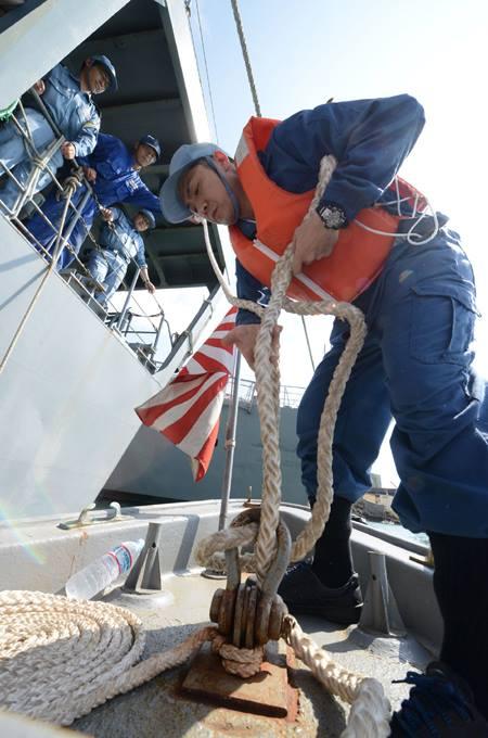 防衛省 海上自衛隊 ソマリア 海賊対処 水上部隊(24次隊) 記録7no01