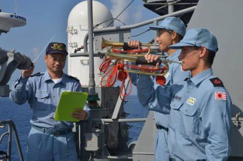 防衛省 海上自衛隊 ソマリア 海賊対処 水上部隊(24次隊) 記録7no03