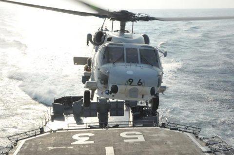 防衛省 海上自衛隊 ソマリア 海賊対処 水上部隊(24次隊) 記録7no06