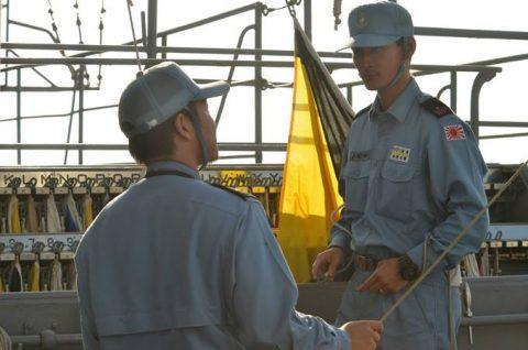 防衛省 海上自衛隊 ソマリア 海賊対処 水上部隊(24次隊) 記録7no11