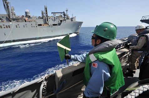 防衛省 海上自衛隊 ソマリア 海賊対処 水上部隊(24次隊) 記録8no01