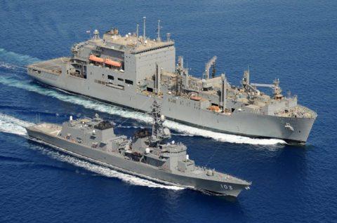 防衛省 海上自衛隊 ソマリア 海賊対処 水上部隊(24次隊) 記録8no02