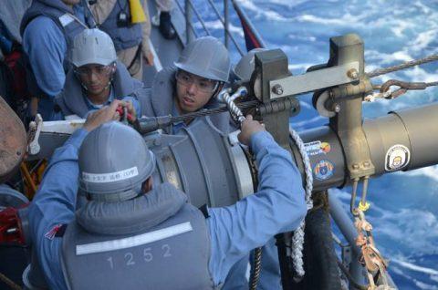 防衛省 海上自衛隊 ソマリア 海賊対処 水上部隊(24次隊) 記録8no03