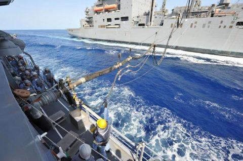 防衛省 海上自衛隊 ソマリア 海賊対処 水上部隊(24次隊) 記録8no05