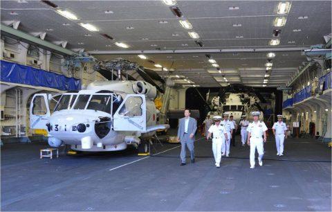 護衛艦「いせ」シンガポールに寄港[防衛省 海上自衛隊]no2