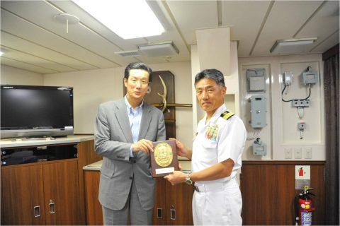護衛艦「いせ」シンガポールに寄港[防衛省 海上自衛隊]no3