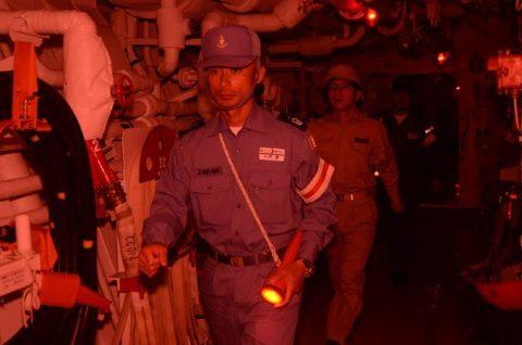 防衛省 海上自衛隊 ソマリア 海賊対処 水上部隊(24次隊) 記録9no03