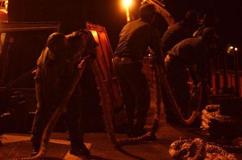 防衛省 海上自衛隊 ソマリア 海賊対処 水上部隊(24次隊) 記録9no06