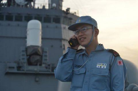 防衛省 海上自衛隊 ソマリア 海賊対処 水上部隊(24次隊) 記録9no07