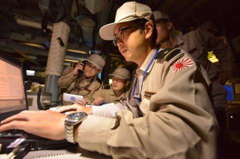 防衛省 海上自衛隊 ソマリア 海賊対処 水上部隊(24次隊) 記録9no08