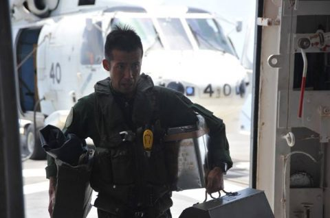 防衛省 海上自衛隊 ソマリア 海賊対処 水上部隊(24次隊) 記録9no10