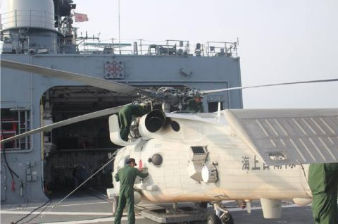 海上自衛隊 ソマリア ジプチ派遣海賊対処行動水上部隊(24次隊)10no2