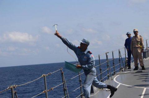 海上自衛隊 ソマリア ジプチ派遣海賊対処行動水上部隊(24次隊)10no6