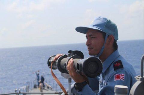 海上自衛隊 ソマリア ジプチ派遣海賊対処行動水上部隊(24次隊)10no7