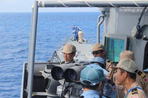 海上自衛隊 ソマリア ジプチ派遣海賊対処行動水上部隊(24次隊)10no8