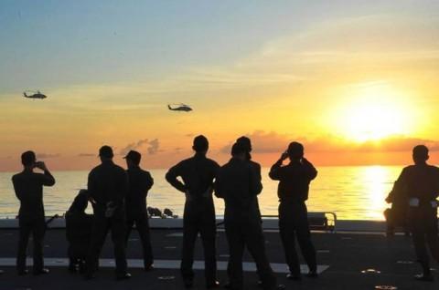 海上自衛隊 護衛艦いせ WPNS2016シップライダー・プログラム 201