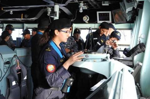 海上自衛隊 護衛艦いせ WPNS2016シップライダー・プログラム 206