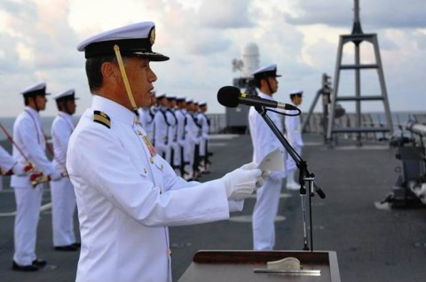 海上自衛隊 護衛艦いせ WPNS2016シップライダー・プログラム 213