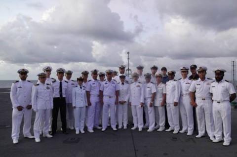 海上自衛隊 護衛艦いせ WPNS2016シップライダー・プログラム 215