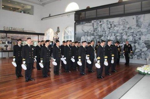 海上自衛隊 日本・オーストラリア共同訓練【日豪共同訓練】No04