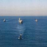 海上自衛隊 日本・オーストラリア共同訓練【日豪共同訓練】