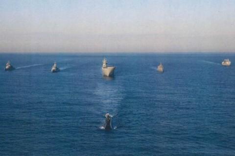海上自衛隊 日本・オーストラリア共同訓練【日豪共同訓練】No12