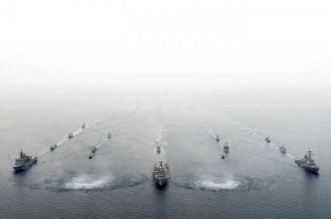 4第4回米国主催国際掃海訓練派遣部隊 防衛省海上自衛隊No01
