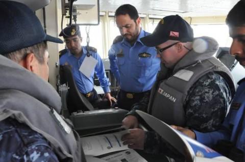 4第4回米国主催国際掃海訓練派遣部隊 防衛省海上自衛隊No04