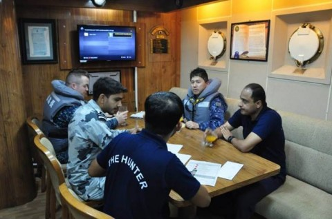 4第4回米国主催国際掃海訓練派遣部隊 防衛省海上自衛隊No05