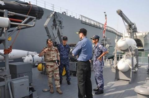 4第4回米国主催国際掃海訓練派遣部隊 防衛省海上自衛隊No06