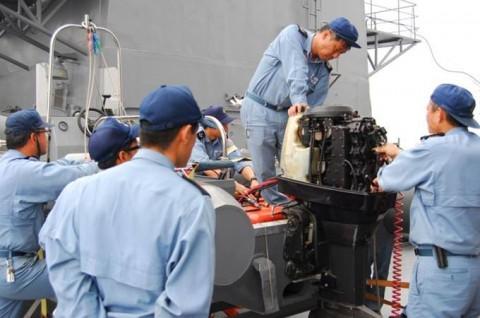 4第4回米国主催国際掃海訓練派遣部隊 防衛省海上自衛隊No08