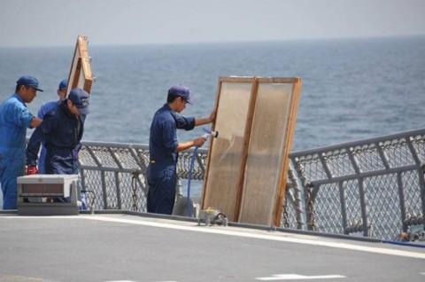 4第4回米国主催国際掃海訓練派遣部隊 防衛省海上自衛隊No09
