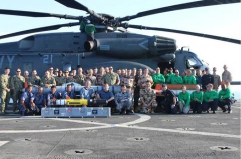 4第4回米国主催国際掃海訓練派遣部隊 防衛省海上自衛隊No11