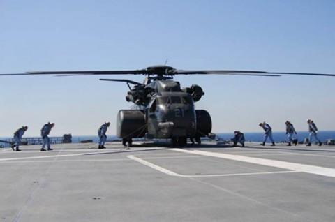 4第4回米国主催国際掃海訓練派遣部隊 防衛省海上自衛隊No12