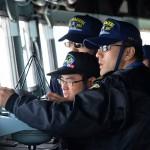 海上自衛隊 一般幹部候補生 近海練習航海(練習艦隊)の記録5