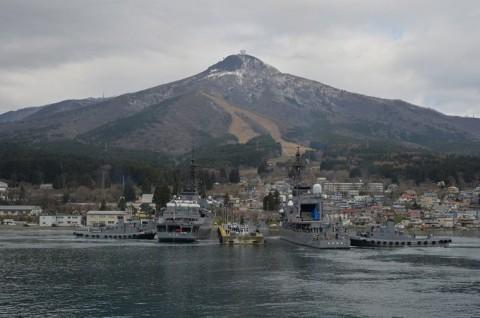 海上自衛隊 一般幹部候補生 近海練習航海(練習艦隊)の記録5no02