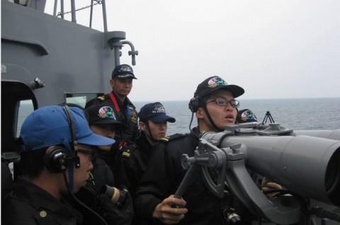海上自衛隊 一般幹部候補生 近海練習航海(練習艦隊)の記録5no03