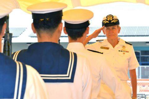 2016年度 海上自衛隊 幹部候補生 遠洋航海(練習艦隊)6  サンディエゴ編no2