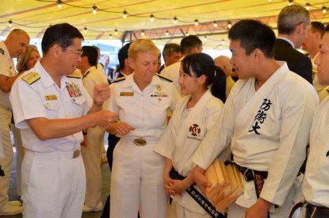 2016年度 海上自衛隊 幹部候補生 遠洋航海(練習艦隊)6  サンディエゴ編no3