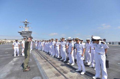 2016年度 海上自衛隊 幹部候補生 遠洋航海(練習艦隊)6  サンディエゴ編no6
