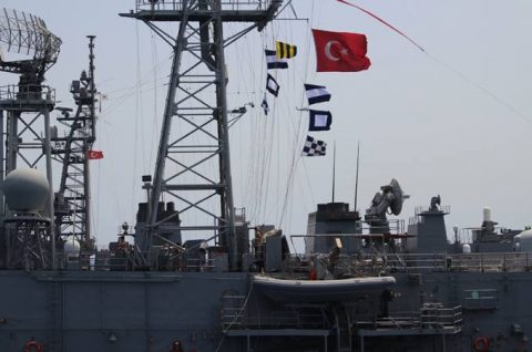 海自 24次ソマリア・ジプチ 海賊対処活動 水上部隊レポート16No4
