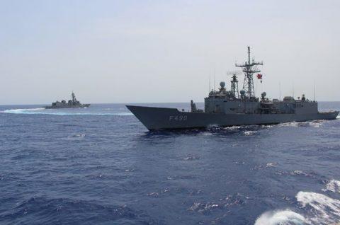 海自 24次ソマリア・ジプチ 海賊対処活動 水上部隊レポート16No5
