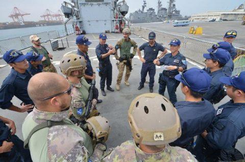 防衛省 自衛隊 24次海賊対処活動 水上部隊レポート18ゆうだちNo1